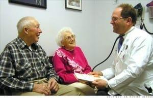 Enroll in Medicare age 65