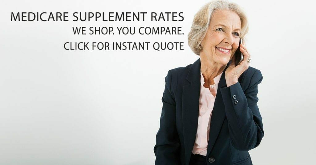 georgia medicare supplement rates
