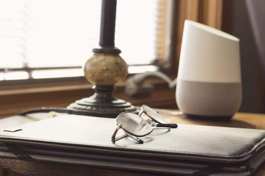 Google Home for elderly